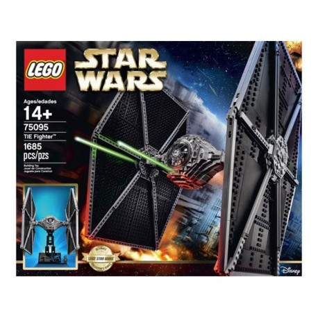 TIE FIGHTER. LEGO 75095