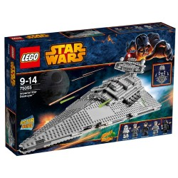 IMPERIAL STAR DESTROYER. LEGO  75055