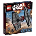 FIRST ORDER TIE FIGHTER. LEGO 75101