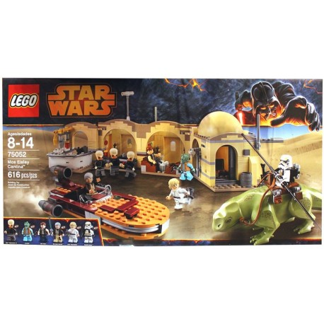 Cantina de mos eisley lego 75052 shopmarcas for The menu moss eisley canape