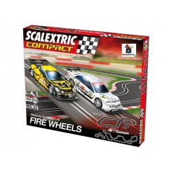 CIRCUITO COMPACT FIRE WHEELS SCALEXTRIC