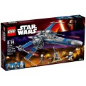 RESISTANCE X-WING FIGHTER. LEGO 75149