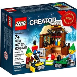 ELVES TOY WORKSHOP. LEGO 40106