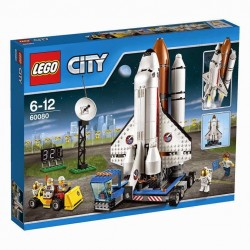 PUERTO ESPACIAL. LEGO CITY 60080