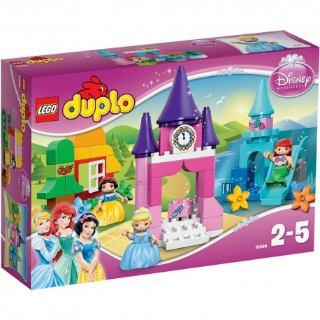 COLECCION PRINCESAS DISNEY. LEGO 10596