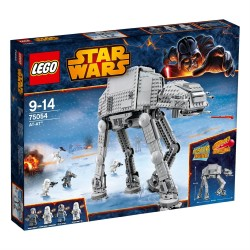 AT-AT WALKER. STAR WARS LEGO 75054