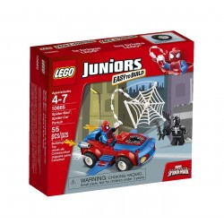SPIDERMAN Y SU SPIDERCAR. LEGO 10665