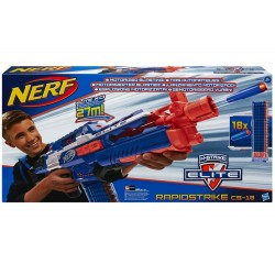 NERF RAPIDSTRIKE CS-18 N-STRIKE ELITE