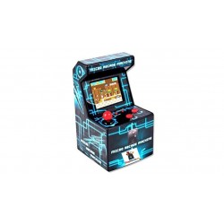 MINI RECREATIVA PORTATIL ARCADE RETRO 2016. 240 JUEGOS