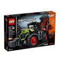 CLAAS XERION 5000 TRAC VC. TRACTOR. LEGO 42054